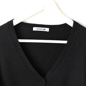Lacoste Merino Wool Short Dress/ Tunic, US 6-8